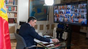 La tensa hora de repartir el botín europeo en España