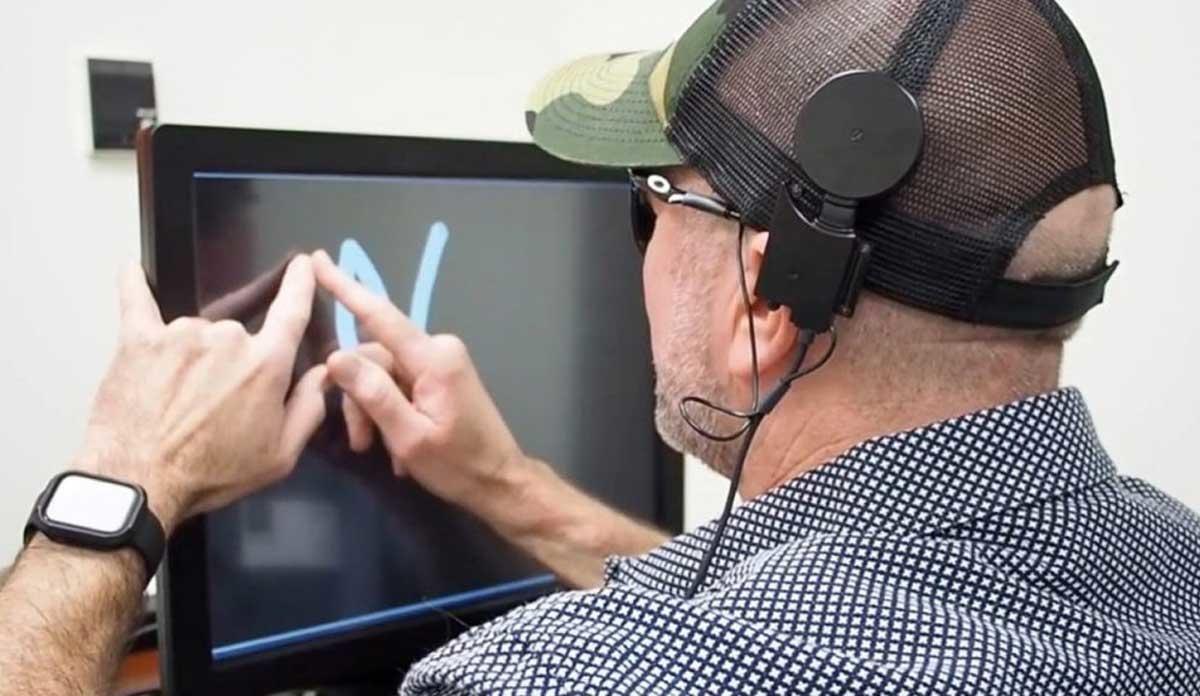 Un implante cerebral permite ver sin usar los ojos