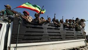 La guerra a Etiòpia amenaça d'estendre's a la resta de la Banya d'Àfrica