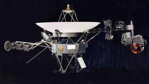 La sonda Voyager 1.