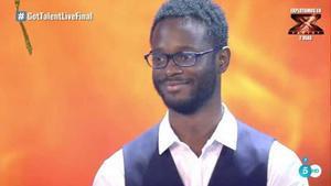La poesia de César Brandon guanya 'Got Talent'