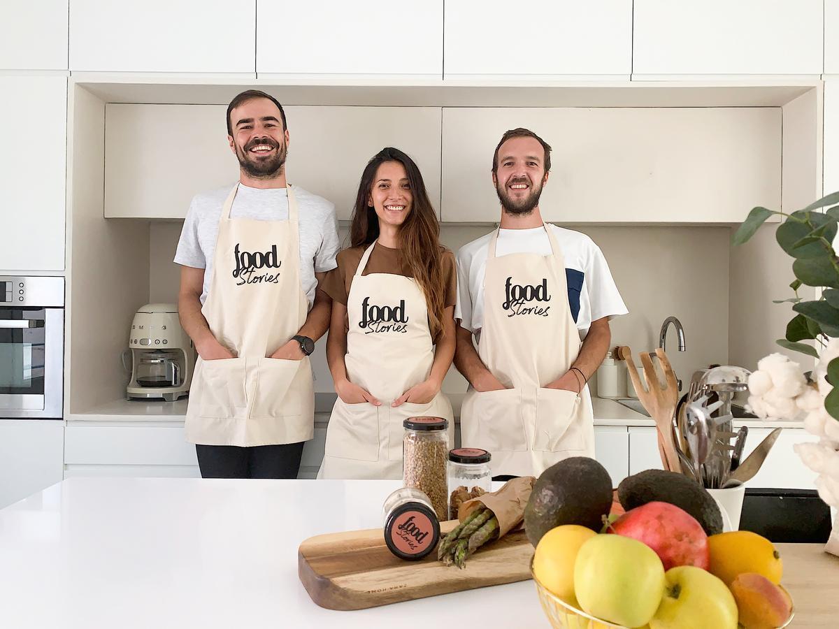 Los fundadores de FoodStories
