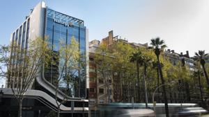 Naturgy pone en marcha su nueva sede operativa en la Diagonal de Barcelona