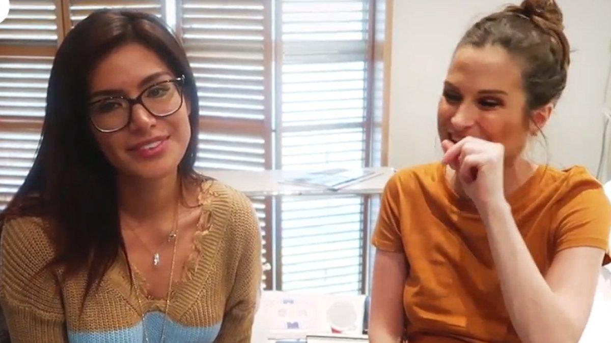"""Miriam Saavedra visita a Verdeliss en su momento más complicado: """"Esta amistad es para siempre"""""""