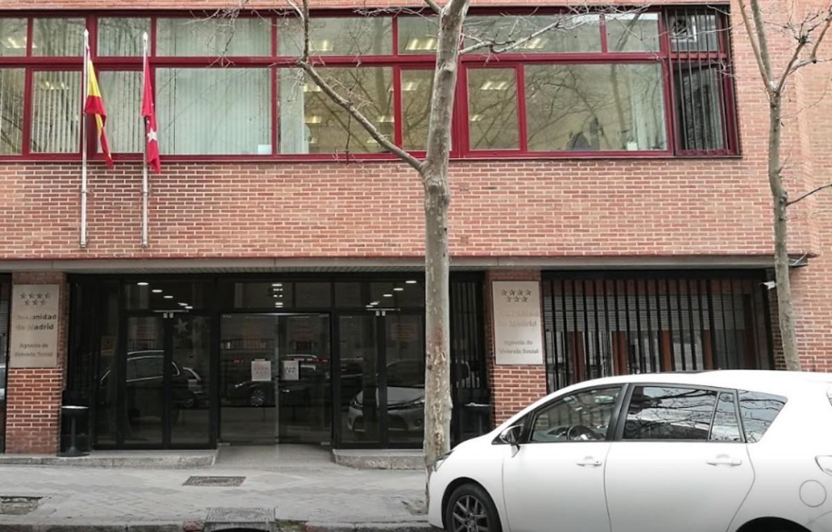 Sede de la Agencia de Vivienda Social.