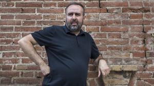 Roger Mas, fotografiado en Barcelona