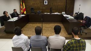 La Audiencia confirma las penas a los inculpados por disturbios en Can Vies
