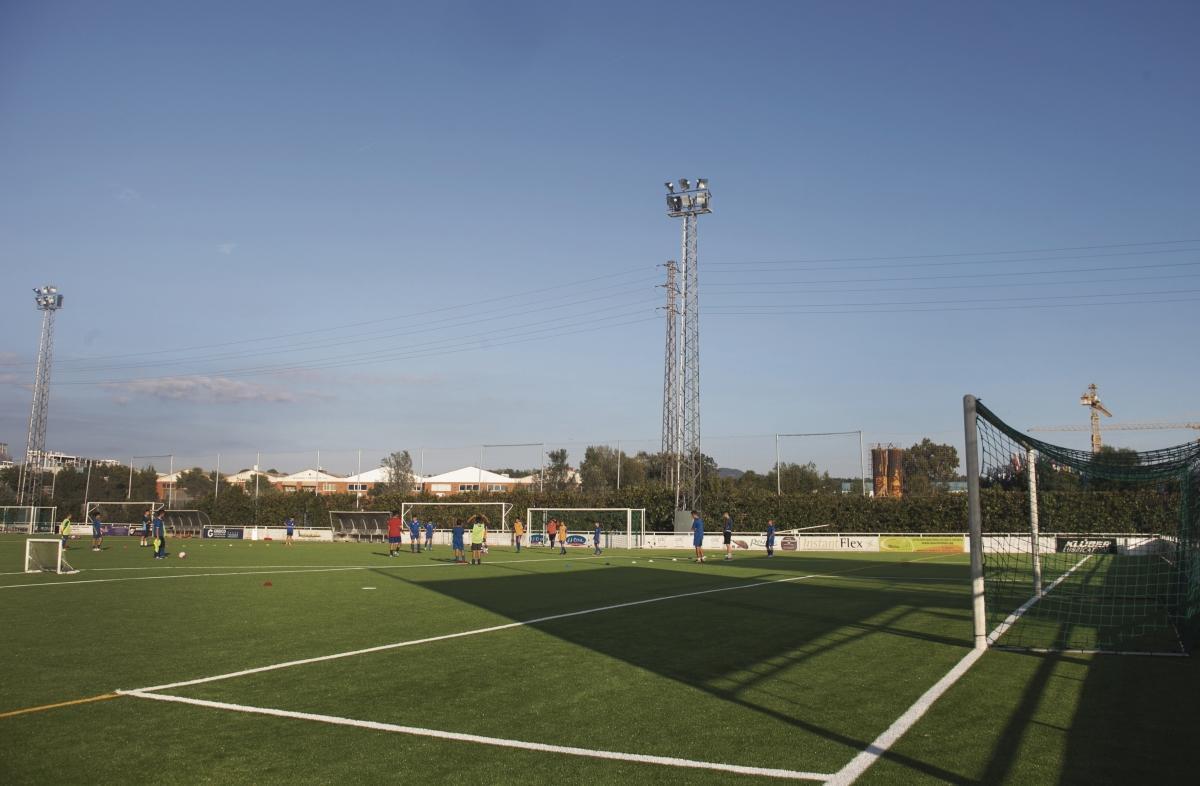 Campo de Fútbol Municipal Josep Seguer de Parets