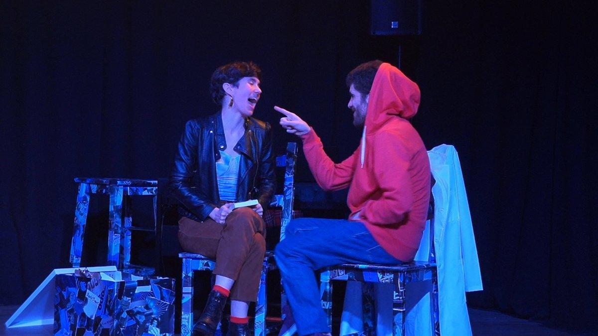 Mariona Castillo y Joan Mas protagonizan este musical dramático.