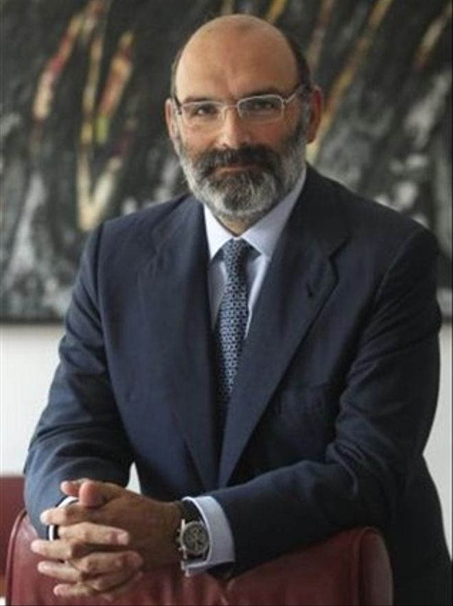 Fernando Abril-Martorell, presidente de Indra.