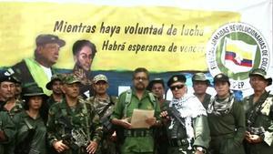 L'ex número dos de les FARC anuncia que reprèn les armes