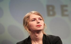Chelsea Manning, exanalista de Inteligencia del Ejército de los EEUU.