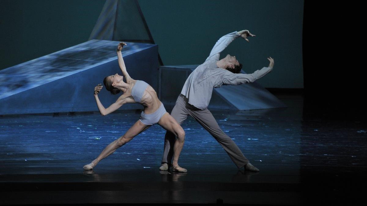 Las 'Cuatro estaciones' de Vivaldi del Ballet del Mariinski.