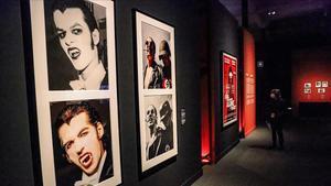 La exposición 'Vampiros' en Caixaforum.