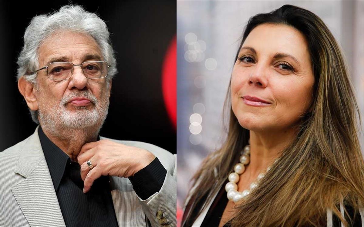 La soprano Luz del Alba reitera les seves acusacions contra Domingo