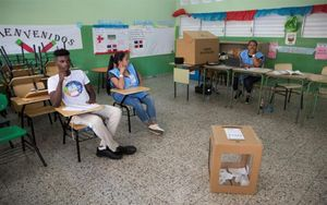 Elecciones municipales en República Dominicana.