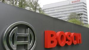 Sede central de Bosch en Stuttgart, Alemania.