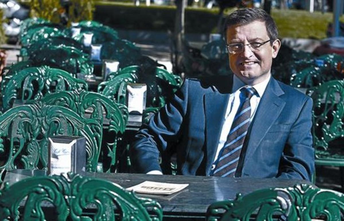 """Ignasi Guardans: """"El móvil de la ministra solo lo tiene la gente del cine"""""""
