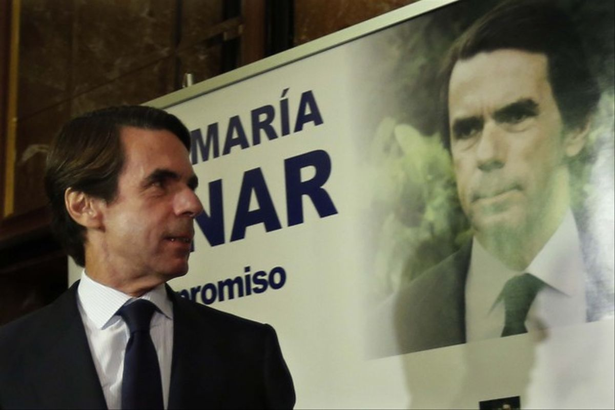 José María Aznar ha alertado sobre las fuerzas que desean un país dividido, enfrentado, aislado y roto.