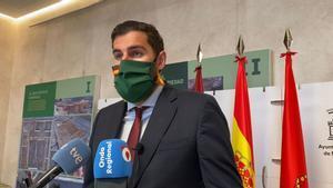 El PP i Cs recolzen la proposta de Vox perquè soni l'himne d'Espanya a les escoles públiques de Múrcia