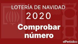 Comprobar Lotería de Navidad 2020: Buscar números y premios