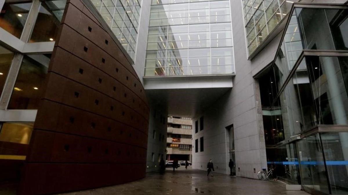 Juzgados de Llamaquique (Oviedo)