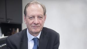 El periodista Jordi Molet