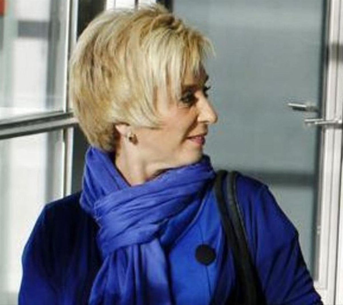 Elena Sarasate, fiscala de la Comunidad Foral de Navarra, y acusación en el juicio a 'la Manada'.
