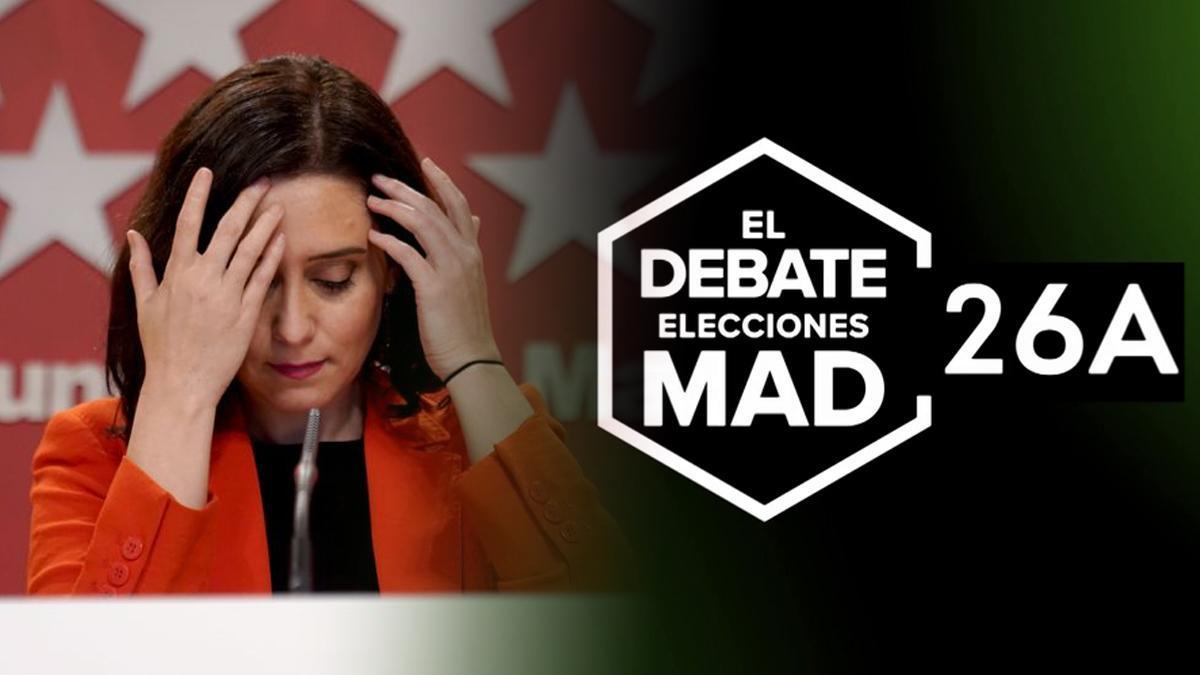 Ayuso, única candidata que no confirma su participación en el debate del 4-M de laSexta