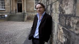 El historiador Orlando Fige, en Oxford.