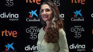 Ángela Molina, Goya de Honor 2021.