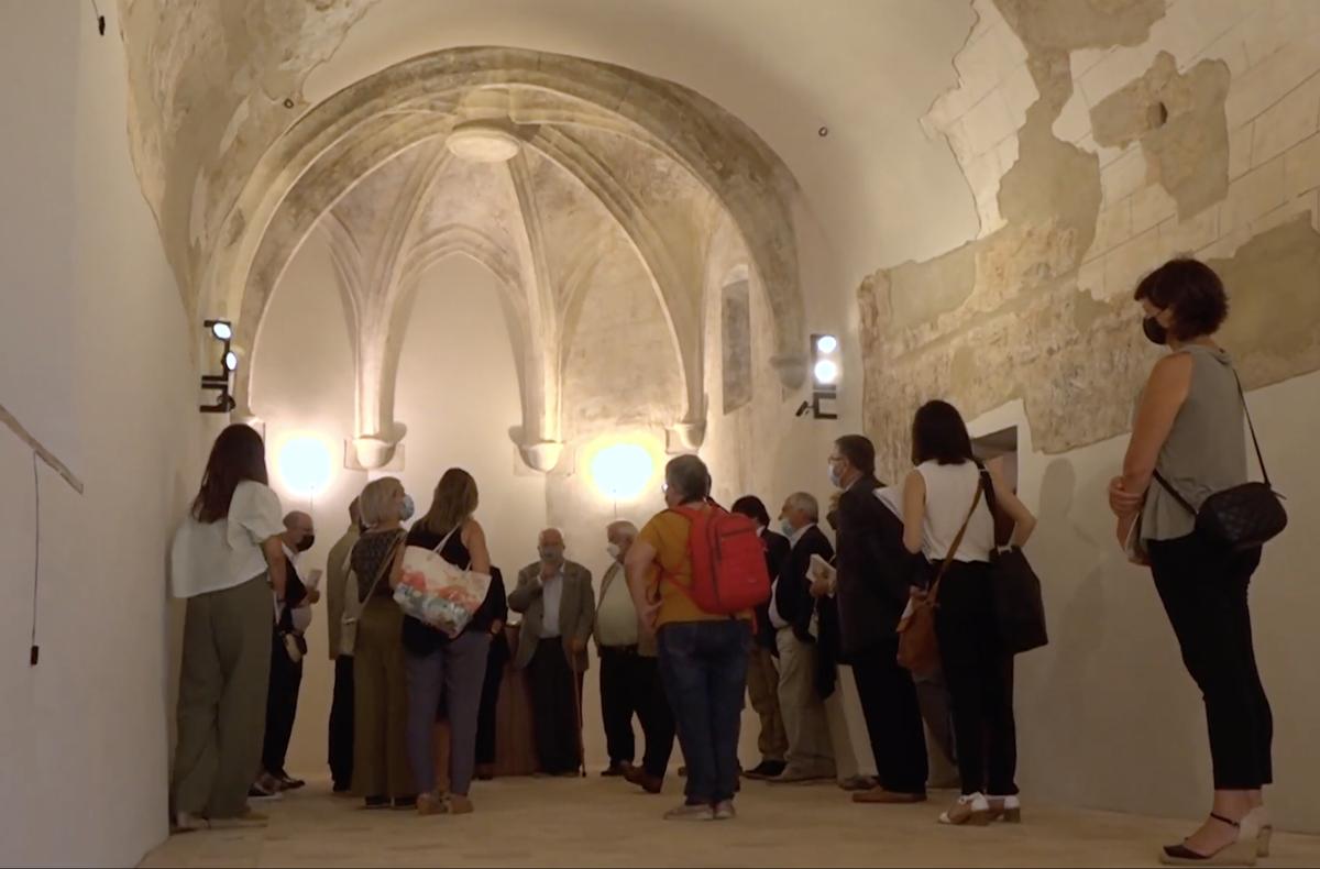 Inauguración de la restauración de la ermita de Salas de Viladecans