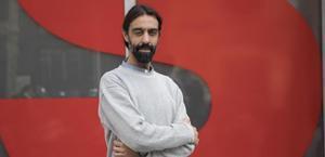 Sergio Martín, coordinador de proyectos de Médicos Sin Fronteras (MSF) en México.