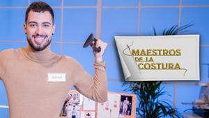 Joshua, ganador de la tercera edición de 'Maestros de la costura'.