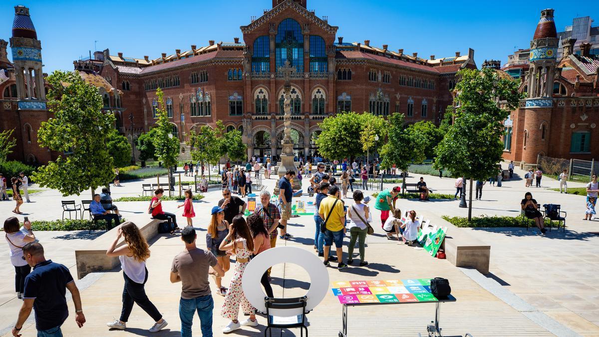 El Hospital de Sant Pau organiza actividades gratuitas sobre los Objetivos de Desarrollo Sostenible
