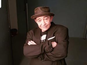 El actor Popocho, fiel escudero de Gurruchaga en la Orquestra Mondragón