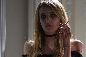 La sorpresa de Emma Roberts a los fans de 'AHS' para anunciar su regreso a la serie