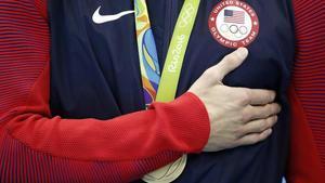 Phelps deixa un llegat únic en el seu comiat