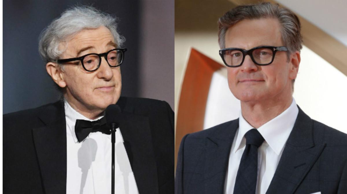 Colin Firth no tornarà a treballar amb Woody Allen