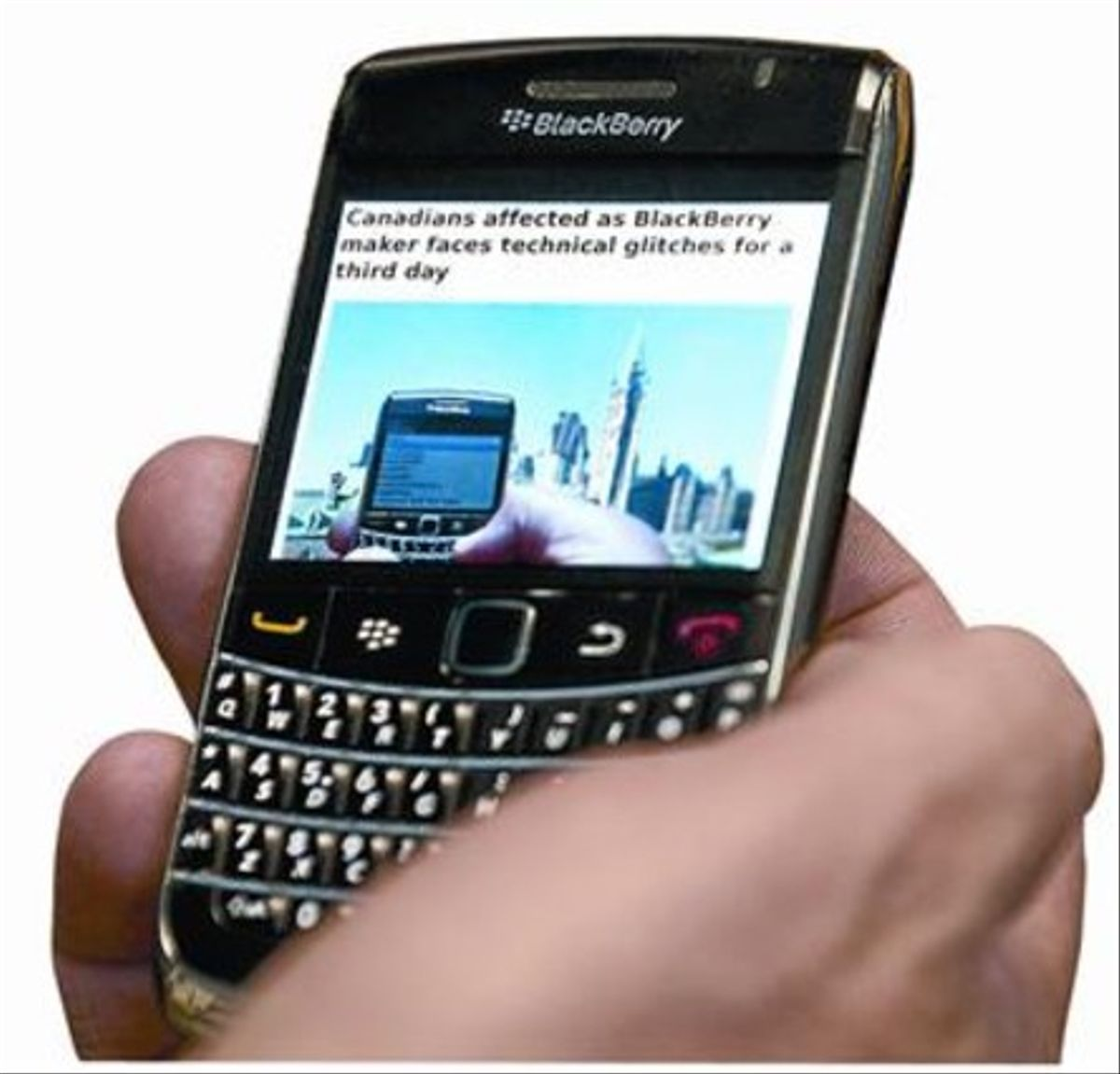 (De) pendientes del móvil