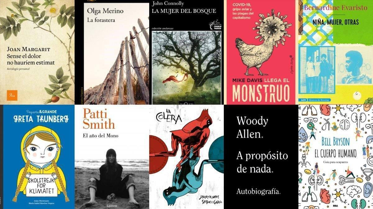 Sant Jordi De Julio 200 Libros Recomendados Para Sant Jordi 2020