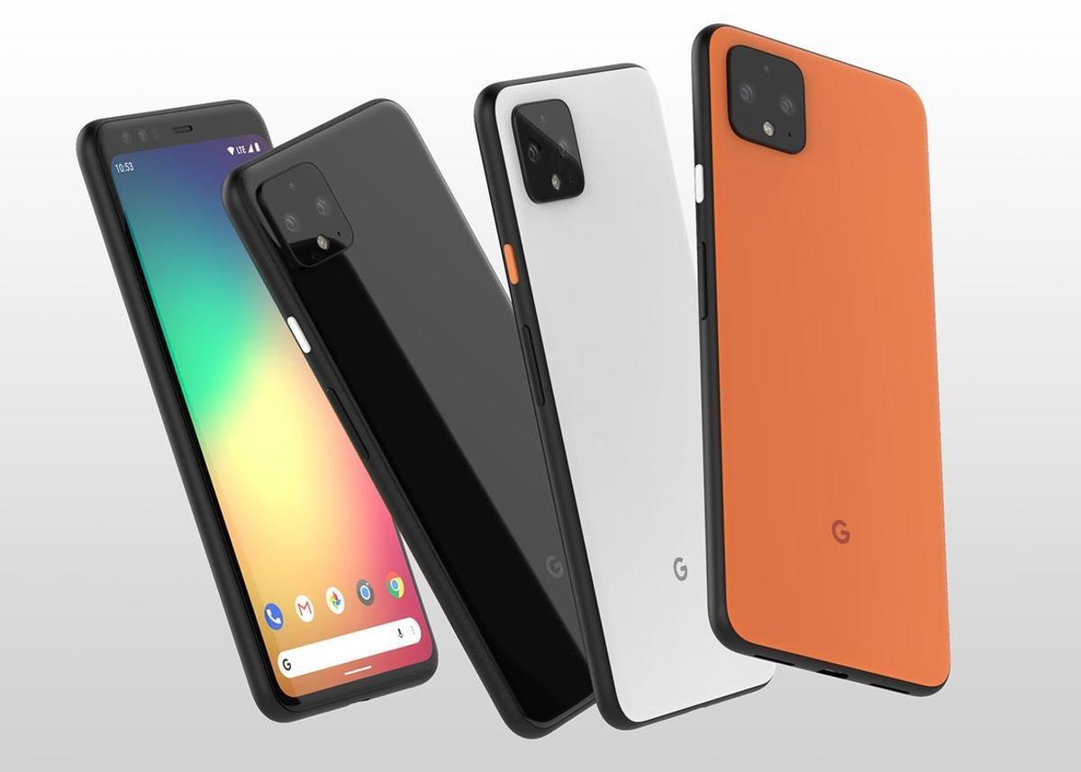 El nou Pixel 4 de Google ja es pot comprar