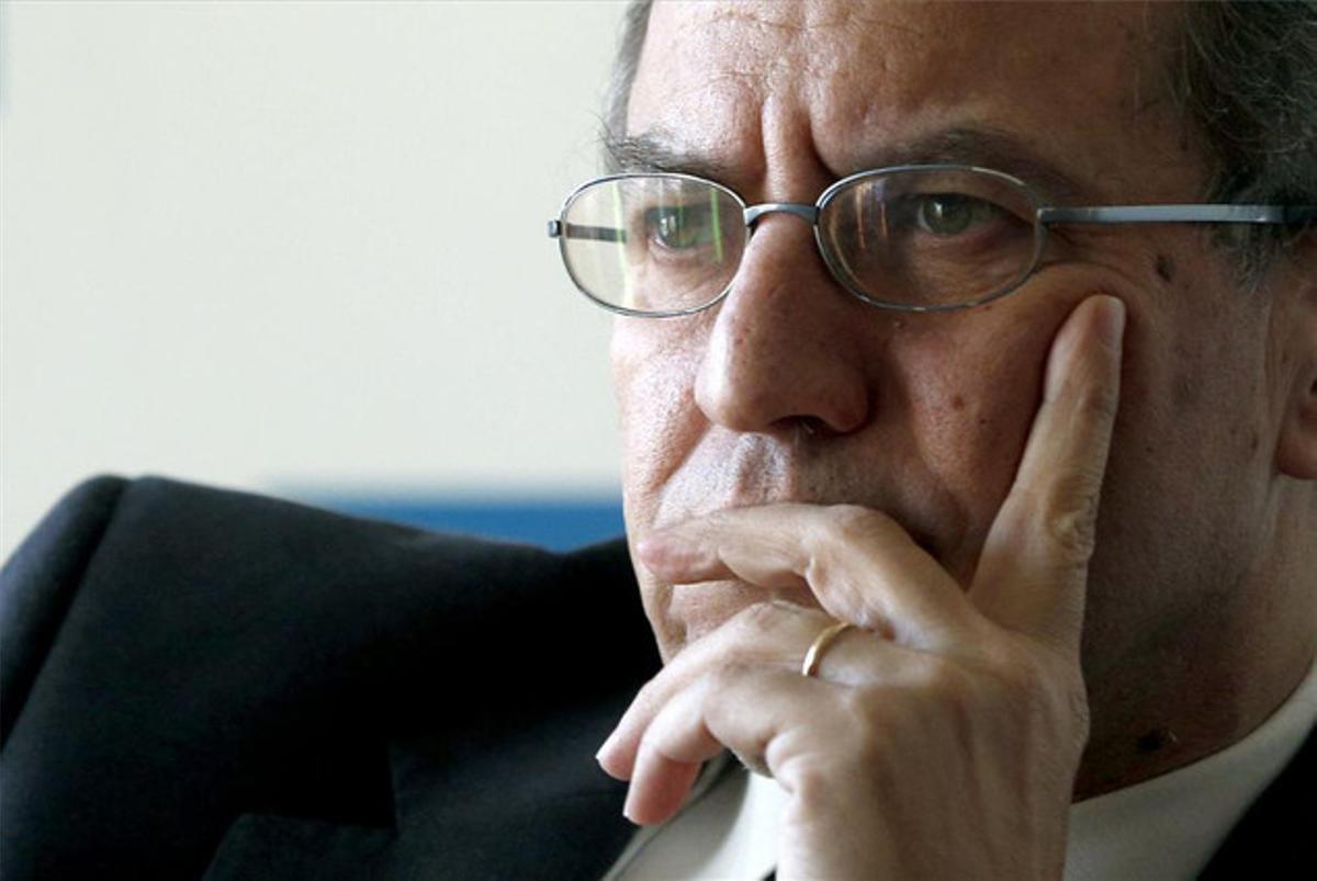 El fiscal jefe de Catalunya, Martín Rodríguez Sol.
