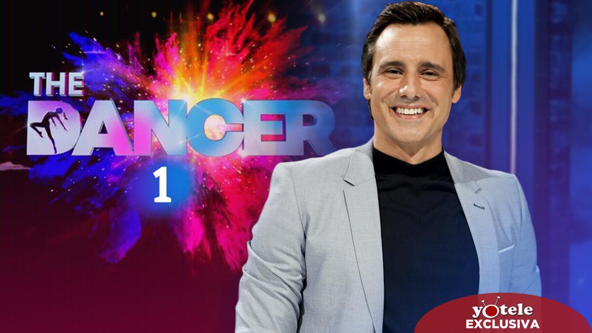 Ion Aramendi da su gran salto en TVE: será el presentador de 'The Dancer'