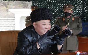 Kim Jong-un, líder de Corea del Norte.Kim Jong-un