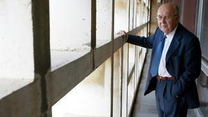 El historiador Jordi Nadal.