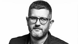 David Ávila, presentador y director del 'podcast' de Catalunya Ràdio 'Ja m'entens'.