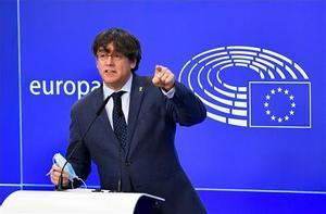 Puigdemont recorrerà la decisió si l'Eurocambra el deixa sense immunitat