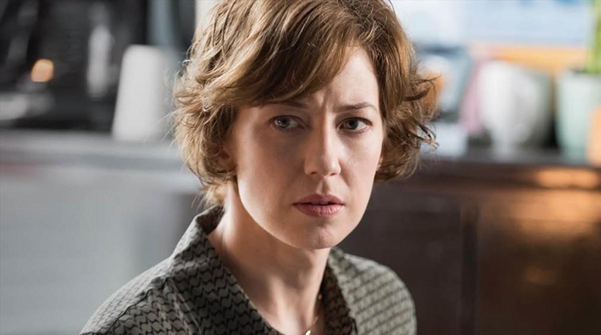 Carrie Coon, en su papel de Nora en 'The leftlovers'.