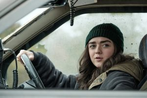 Maisie Williams en 'Two weeks to live'.